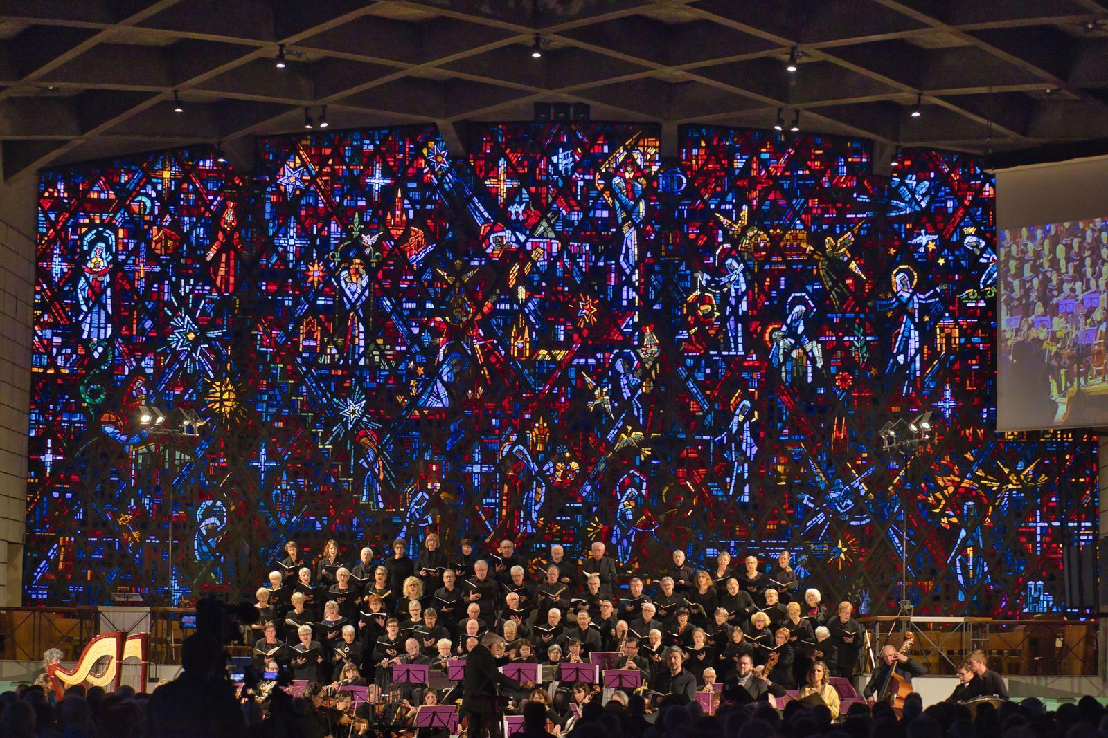 Photo ensemble concert